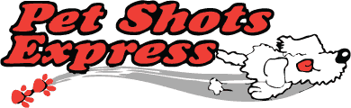 Pet Shots Express Logo